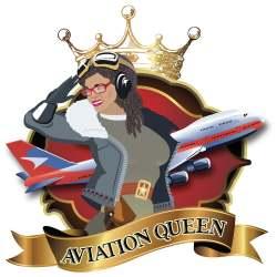 Aviation Queen logo