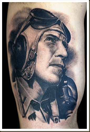 This week we welcome Ryan Keough of TattoosinFlight.com to the Airplane