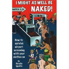 I might as well be Naked Book Cover