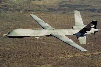 Predator B by General Atomics (http://www.ga.com/)