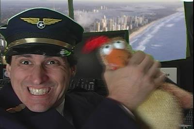 Tweetin On A Jet Plane