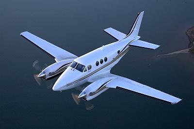 Beech C90B King Air