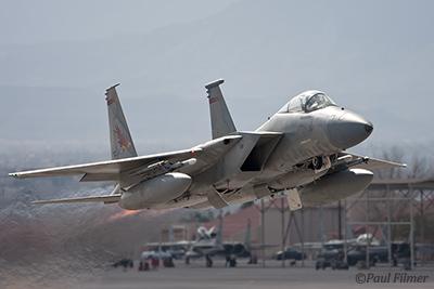 F-15 by Paul Filmer