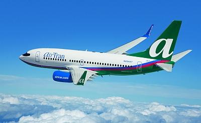 AirTran Boeing 737
