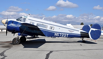1960 Beech G18S C/N BA-552