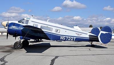 1960 Beech G18S C/N BA-552