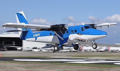 1976 Dehavilland DHC-6-300 C/N 489