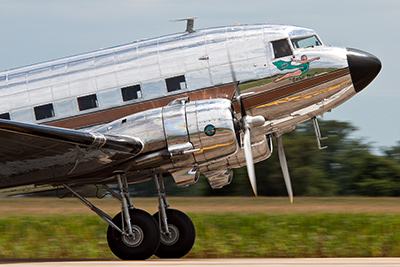 DC-3 by Paul Filmer