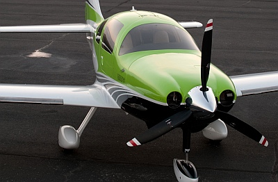 Cessna Corvalis TTX
