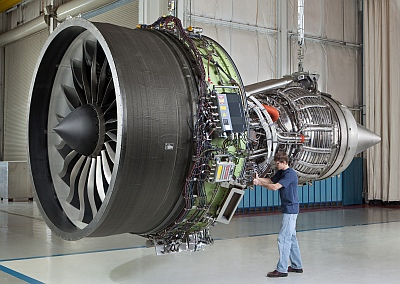 GEnx-1B engine for B787 Dreamliner