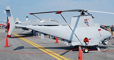 MQ-8B Fire Scout