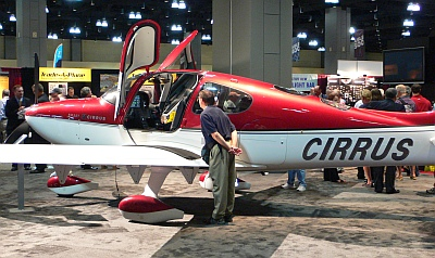Cirrus Aircraft SR22
