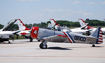 Geico Skytypers
