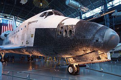 Orbital Vehicle 103, Discovery
