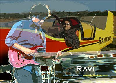 Ravi the Raviator