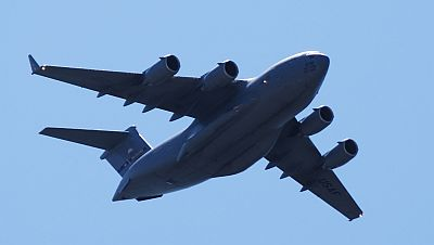6th Airlift Squadron C-17A Globemaster III