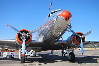 Flagship Detroit DC-3