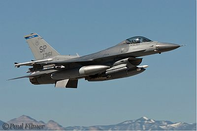 F-16 by Paul Filmer