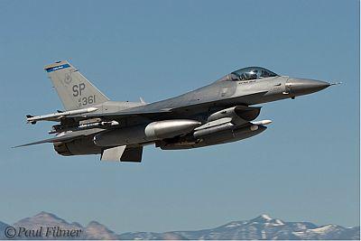 F-16 by Paul Filmer