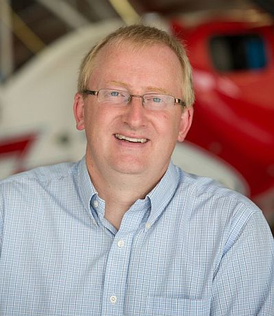 Adam Smith, Senior VP AOPA Center to Advance the Pilot Community