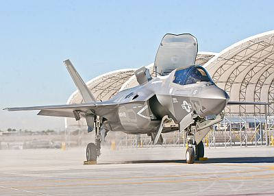 First Operational F-35B Joint Strike Fighter