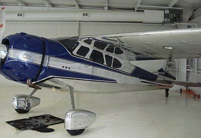 Jack Pelton's Cessna 195