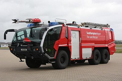 Southampton Airport Fire &amp; Rescue