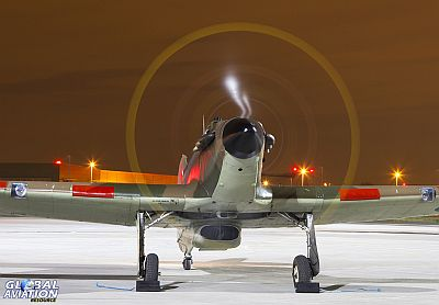Northolt Nightshoot XIV  March 2013