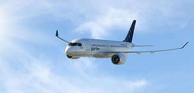 Porter Airlines CS100