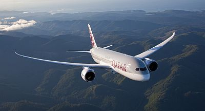 Qatar Airways 787 Dreamliner