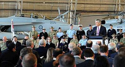 2013 Defence White Paper
