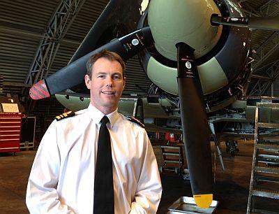 Lt Cmdr Ian Sloane