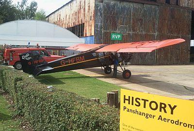 Panshanger showing its heritage
