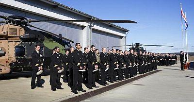 Royal Australian Navy - Image courtesy of Australian Aviation Magazine
