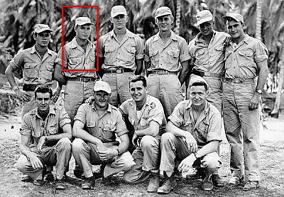 Crew - Morotai, 1944