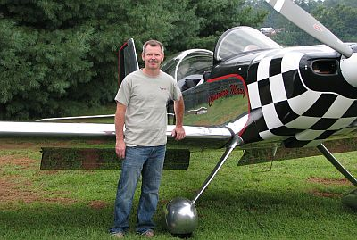 Brent Owens, the Fixed Wing Buddha