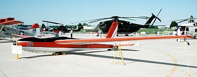 Schweizer SGS 2-32 Glider