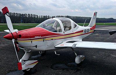 Tecnam P2002JF Sierra