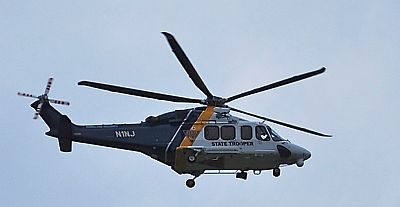 NJ State Police AW-139