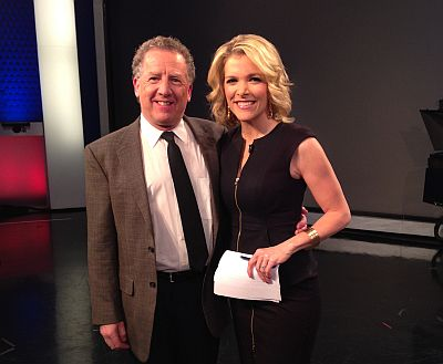 Rob Mark and Megyn Kelly