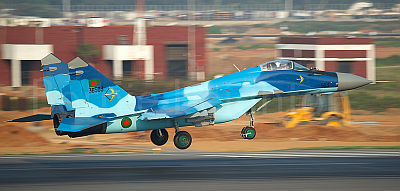 MiG-29SE Fulcrum of the Bangladesh Air Force