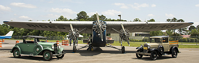 Tri-Motor at MDQ 2