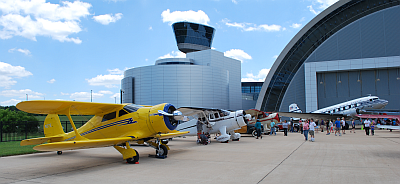 Become a Pilot Day 2014, NASM