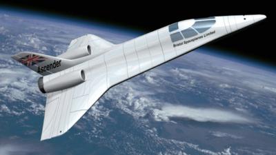 Ascender © Bristol Spaceplanes