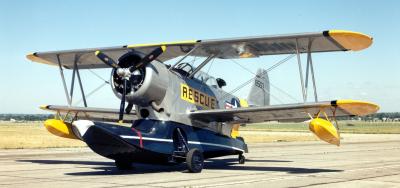 Grumman OA-12 Duck USAF