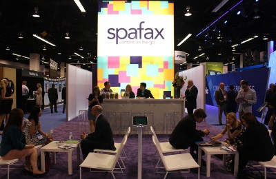 Spafax at APEX