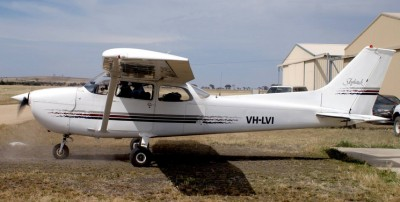 Bens new Cessna 172