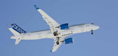 CS300 Maiden Flight