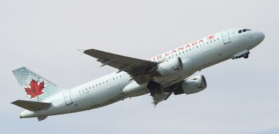 Air Canada A320 by Ryan Hothersall