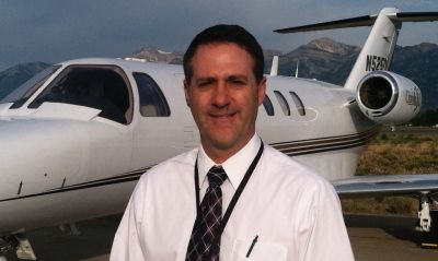 Vince Donahue, Founder and President of Vortex UAS
